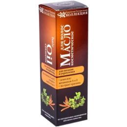 Масло для волос Питание и Укрепление 110мл КНК