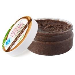 Кокосовый Скраб для Лица Шоколадный Пудинг 200гр ДП